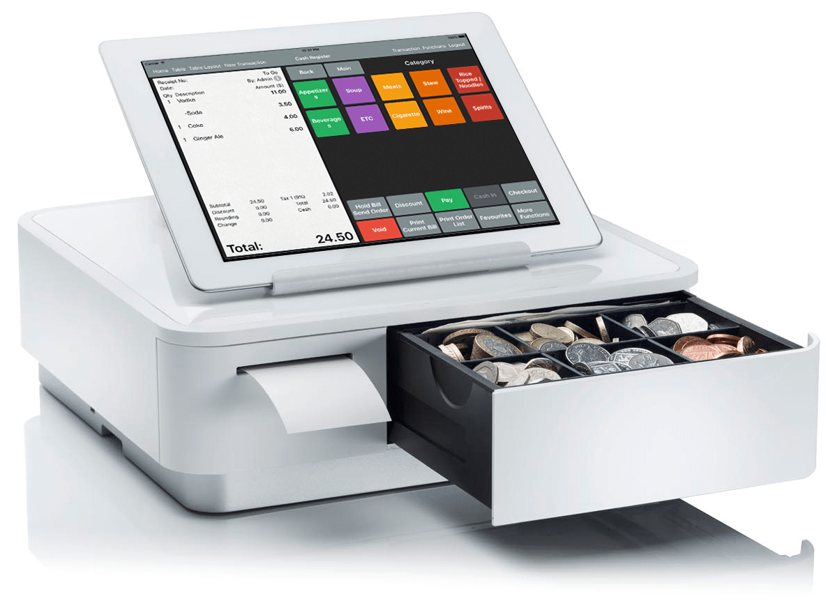 MobiPOS - iPad POS | Point of Sale System
